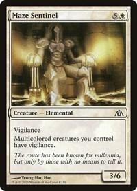 Maze Sentinel, Magic: The Gathering, Dragon's Maze