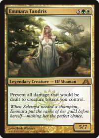 Emmara Tandris, Magic: The Gathering, Dragon's Maze
