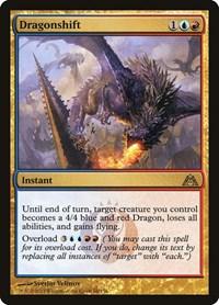 Dragonshift, Magic: The Gathering, Dragon's Maze