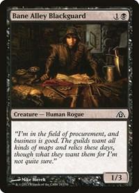 Bane Alley Blackguard, Magic: The Gathering, Dragon's Maze