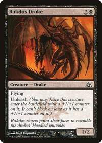 Rakdos Drake, Magic: The Gathering, Dragon's Maze