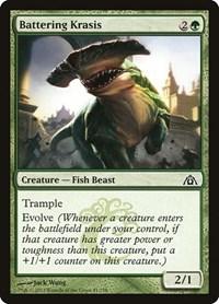 Battering Krasis, Magic: The Gathering, Dragon's Maze
