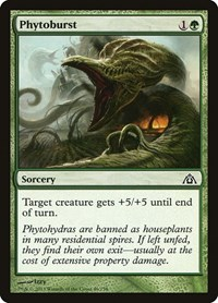 Phytoburst, Magic: The Gathering, Dragon's Maze