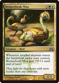 Bronzebeak Moa, Magic: The Gathering, Dragon's Maze