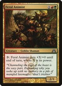 Feral Animist, Magic: The Gathering, Dragon's Maze