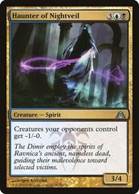 Haunter of Nightveil, Magic: The Gathering, Dragon's Maze