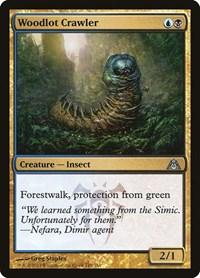 Woodlot Crawler, Magic, Dragon's Maze