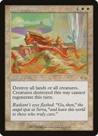 Catastrophe, Magic, Urza's Saga