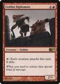 Goblin Diplomats, Magic, Magic 2014 (M14)