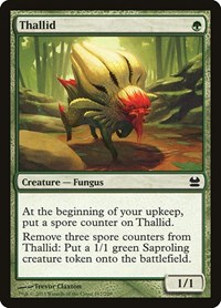 Thallid, Magic: The Gathering, Modern Masters
