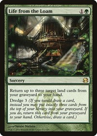 Life from the Loam, Magic: The Gathering, Modern Masters