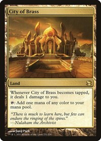 City of Brass, Magic, Modern Masters