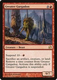 Greater Gargadon, Magic: The Gathering, Modern Masters
