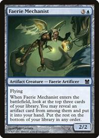 Faerie Mechanist, Magic: The Gathering, Modern Masters