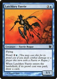 Latchkey Faerie, Magic: The Gathering, Modern Masters