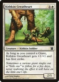 Kithkin Greatheart, Magic, Modern Masters