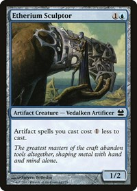 Etherium Sculptor, Magic: The Gathering, Modern Masters