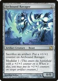 Arcbound Ravager, Magic: The Gathering, Modern Masters