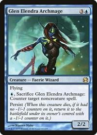Glen Elendra Archmage, Magic, Modern Masters
