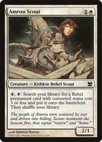 Amrou Scout, Magic: The Gathering, Modern Masters