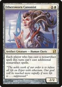 Ethersworn Canonist, Magic, Modern Masters