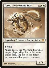 Yosei, the Morning Star, Magic: The Gathering, Modern Masters