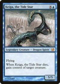 Keiga, the Tide Star, Magic: The Gathering, Modern Masters