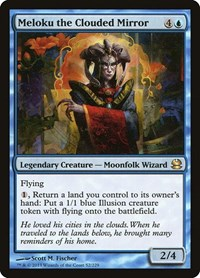 Meloku the Clouded Mirror, Magic: The Gathering, Modern Masters
