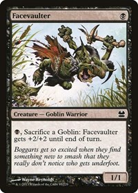 Facevaulter, Magic: The Gathering, Modern Masters