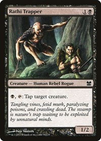 Rathi Trapper, Magic: The Gathering, Modern Masters