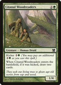 Citanul Woodreaders, Magic: The Gathering, Modern Masters