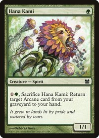 Hana Kami, Magic, Modern Masters