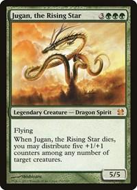 Jugan, the Rising Star, Magic: The Gathering, Modern Masters