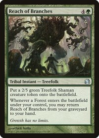 Reach of Branches, Magic, Modern Masters