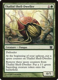 Thallid Shell-Dweller, Magic: The Gathering, Modern Masters