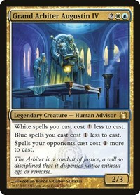 Grand Arbiter Augustin IV, Magic: The Gathering, Modern Masters
