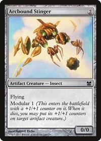Arcbound Stinger, Magic: The Gathering, Modern Masters