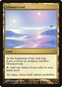 Glimmervoid, Magic: The Gathering, Modern Masters