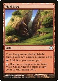 Vivid Crag, Magic: The Gathering, Modern Masters