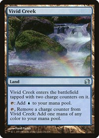 Vivid Creek, Magic, Modern Masters