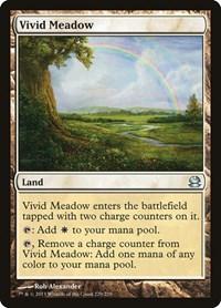 Vivid Meadow, Magic: The Gathering, Modern Masters