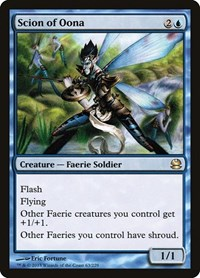 Scion of Oona, Magic: The Gathering, Modern Masters