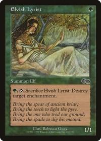 Elvish Lyrist, Magic, Urza's Saga