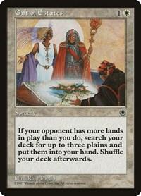 Gift of Estates, Magic: The Gathering, Portal