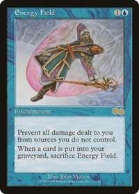 Energy Field, Magic, Urza's Saga