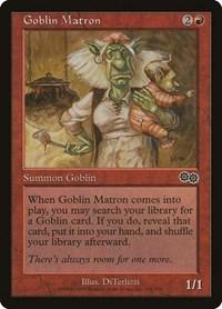 Goblin Matron, Magic: The Gathering, Urza's Saga