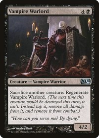 Vampire Warlord, Magic, Magic 2014 (M14)