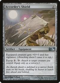Accorder's Shield, Magic: The Gathering, Magic 2014 (M14)