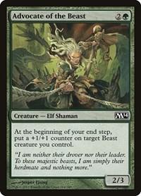 Advocate of the Beast, Magic: The Gathering, Magic 2014 (M14)