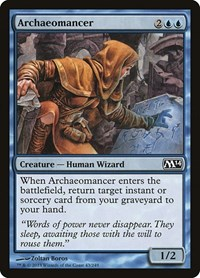 Archaeomancer, Magic: The Gathering, Magic 2014 (M14)
